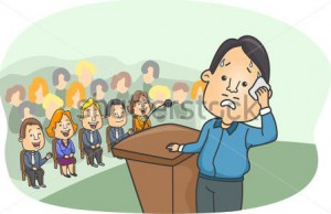 Improve English Public Speaking